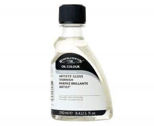 W&N Gloss varnish for Oils
