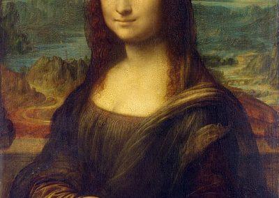 """Mona Lisa"" by Leonardo da Vinci"