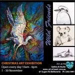 Wild Friends Christmas Exhibition 2014