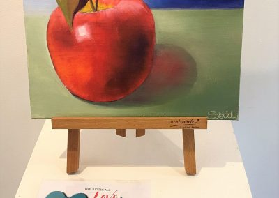 Apple 2.0 by Brooke Ladd