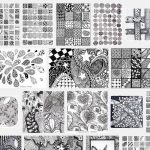 Examples of zentangles - Art At Heart
