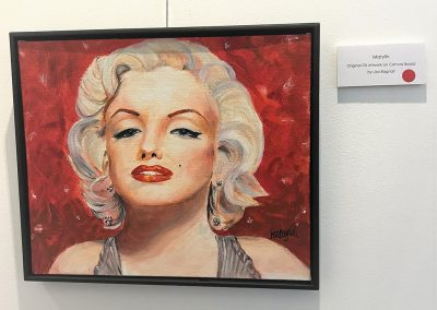 Marylin by Lisa Bagnall