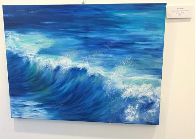 Sea Spray by Sue Butler